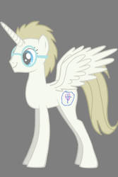 my mlp character mark design
