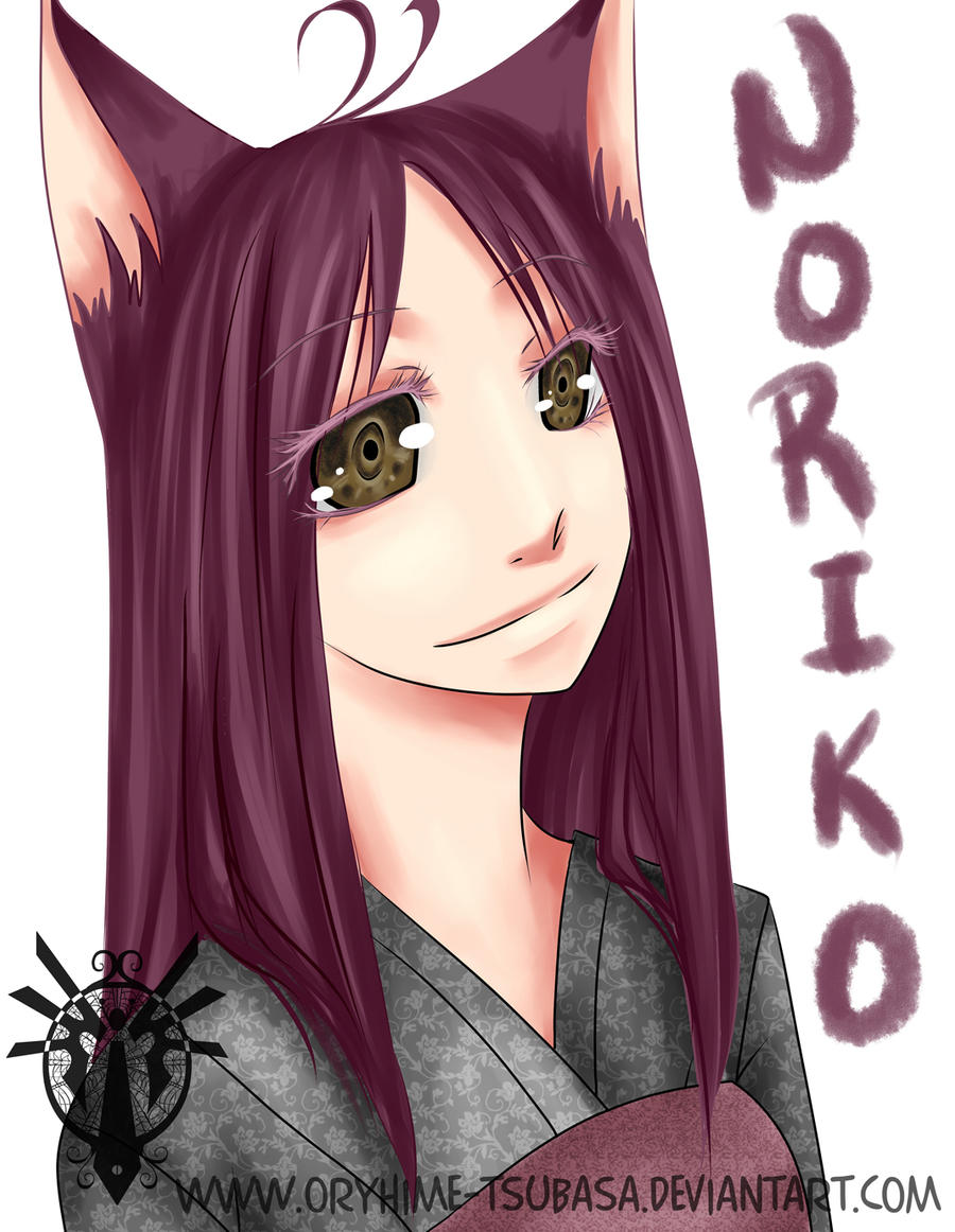 noriko-kimono by FarkasS