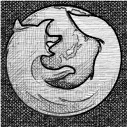 Firefox Pen Ink Drawing By Mancai On Deviantart
