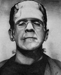 Frankenstein by ZaniAlessandra