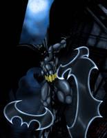 Batman Finshed by Tazuya