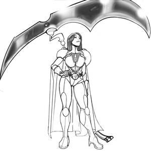 Arron Blade polished