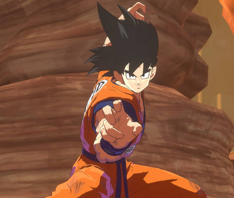 Final Goku