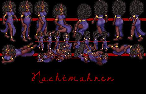 Nachtmahren Avatar by thecultclassic