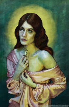Florence Welch - Rendered