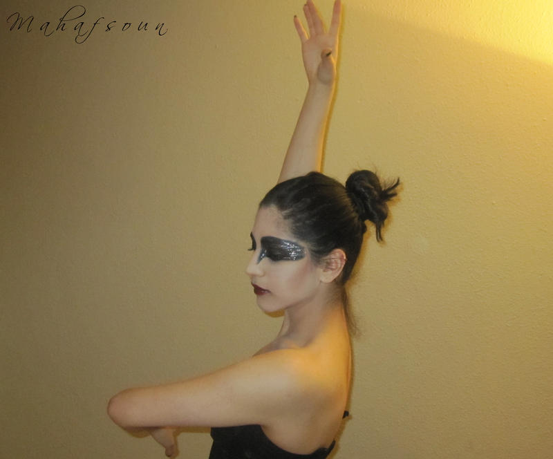 Black Swan 6 by Mahafsoun