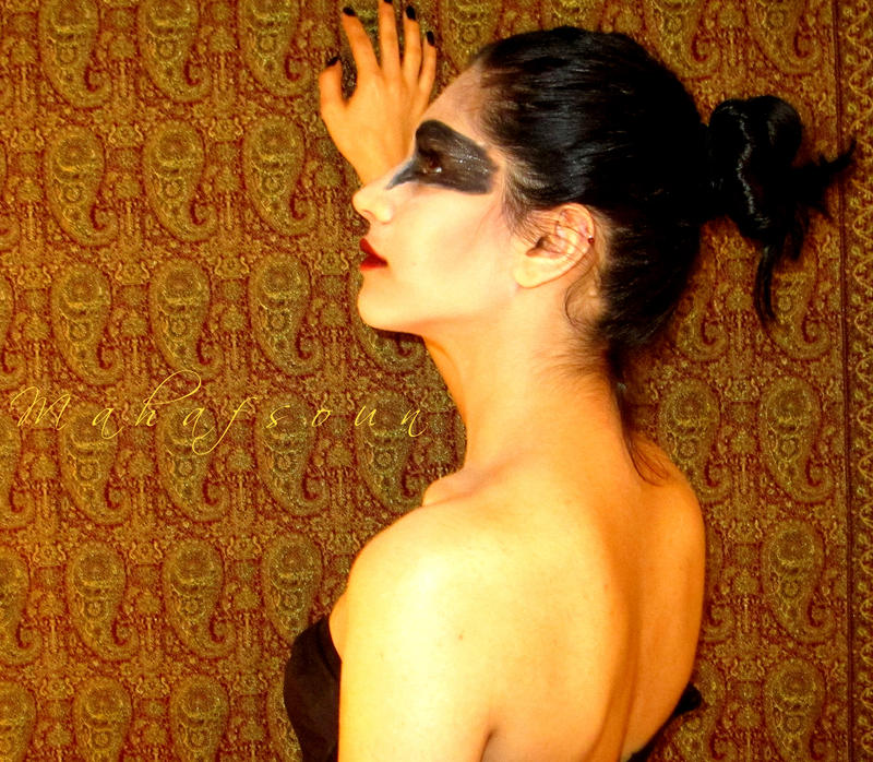 Black Swan 8 by Mahafsoun