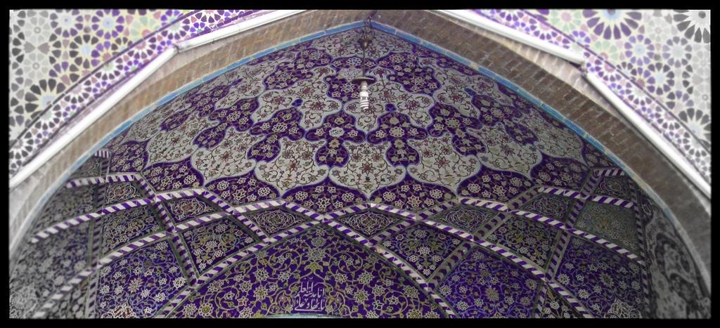 Persian Mosque Art By Mahafsoun On Deviantart