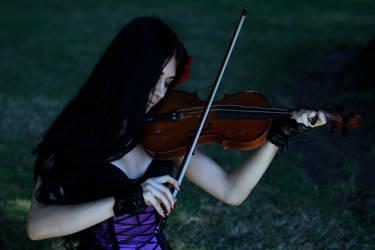 Music Of Silence by Mahafsoun