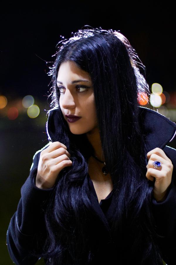 Modern Goth by Mahafsoun