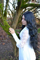 Stock - Long Haired Spirit by Mahafsoun