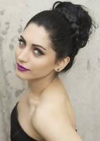 Glamour Black by Mahafsoun