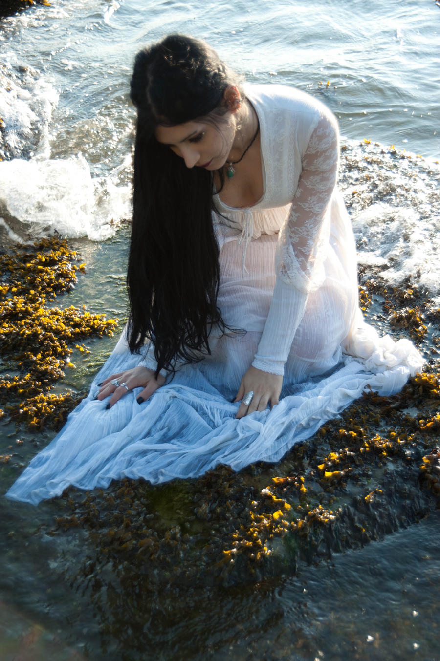 Ocean Soul by Mahafsoun