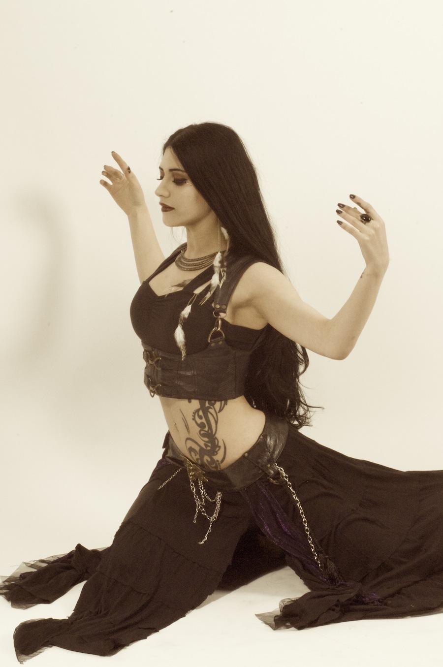 Metal Bellydance by Mahafsoun