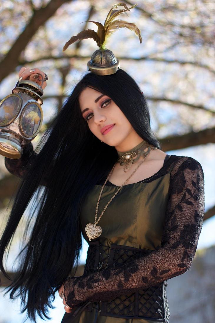 Steampunk Eminence by Mahafsoun