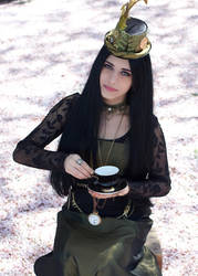 Steampunk Eminence - Tea Time by Mahafsoun