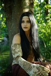 Lady Summer by Mahafsoun