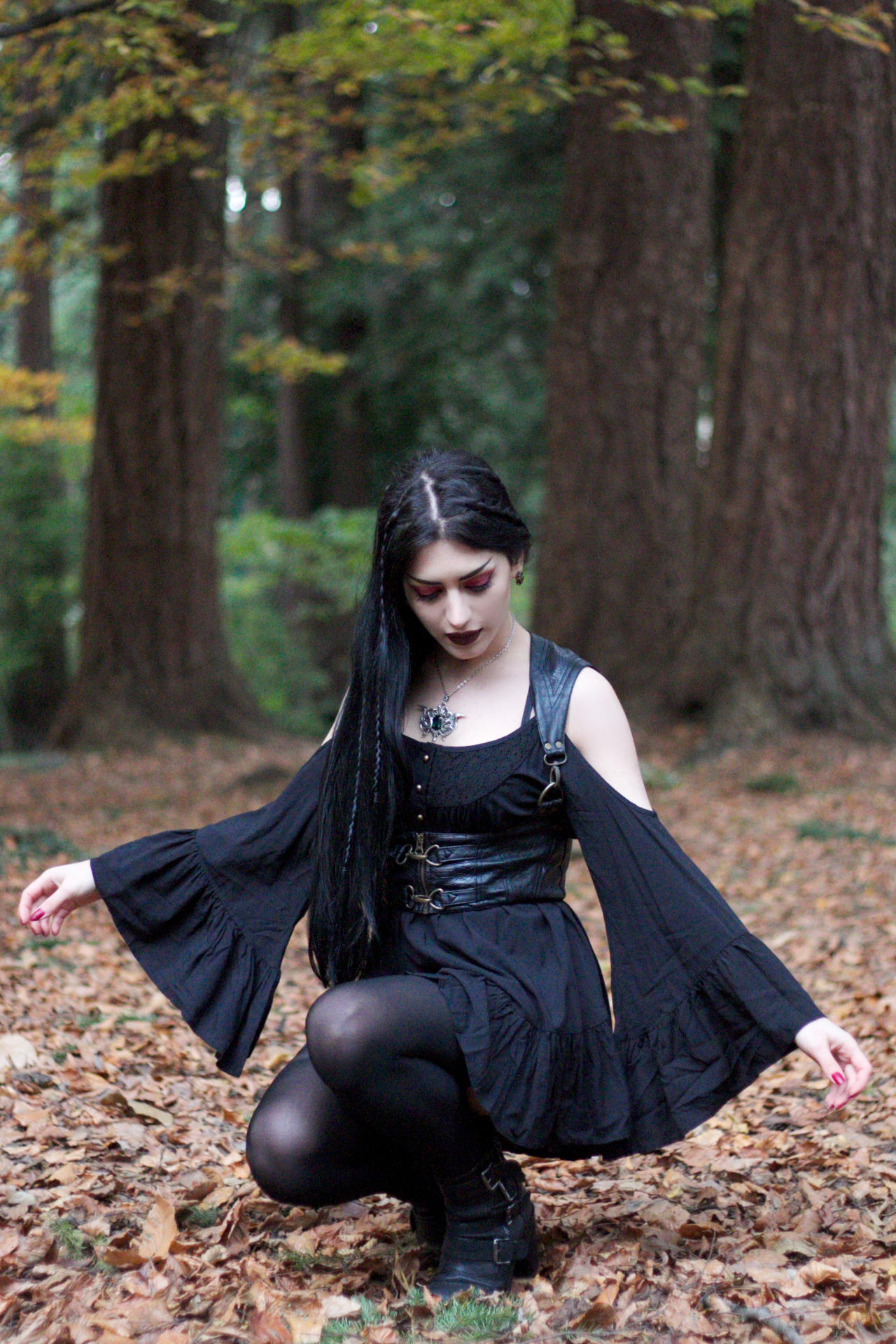 Stock - Gothic \ Fantasy - Forest Black by Mahafsoun on DeviantArt: mahafsoun.deviantart.com/art/Stock-Gothic-Fantasy-Forest-Black...