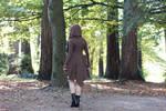 Stock - Gothic \ Fantasy - Autumn Witch