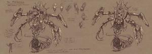 The Melusine, Hydra Guardian