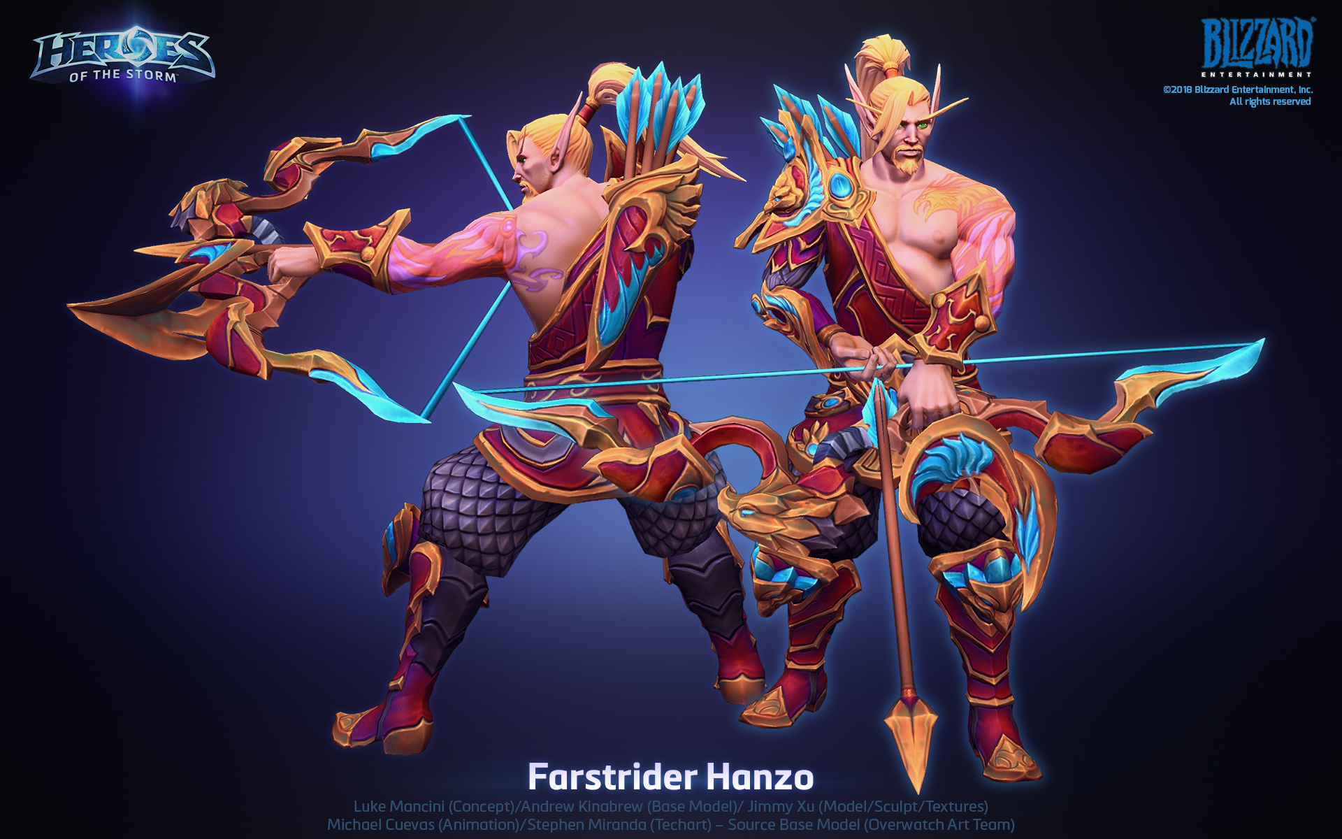 Farstrider Hanzo By Artdoge On Deviantart In order to focus playtesting and feedback on the 2018 gameplay update. farstrider hanzo by artdoge on deviantart