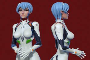 Ayanami by ArtDoge