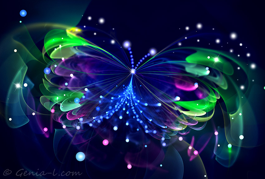Butterfly by Genia-L
