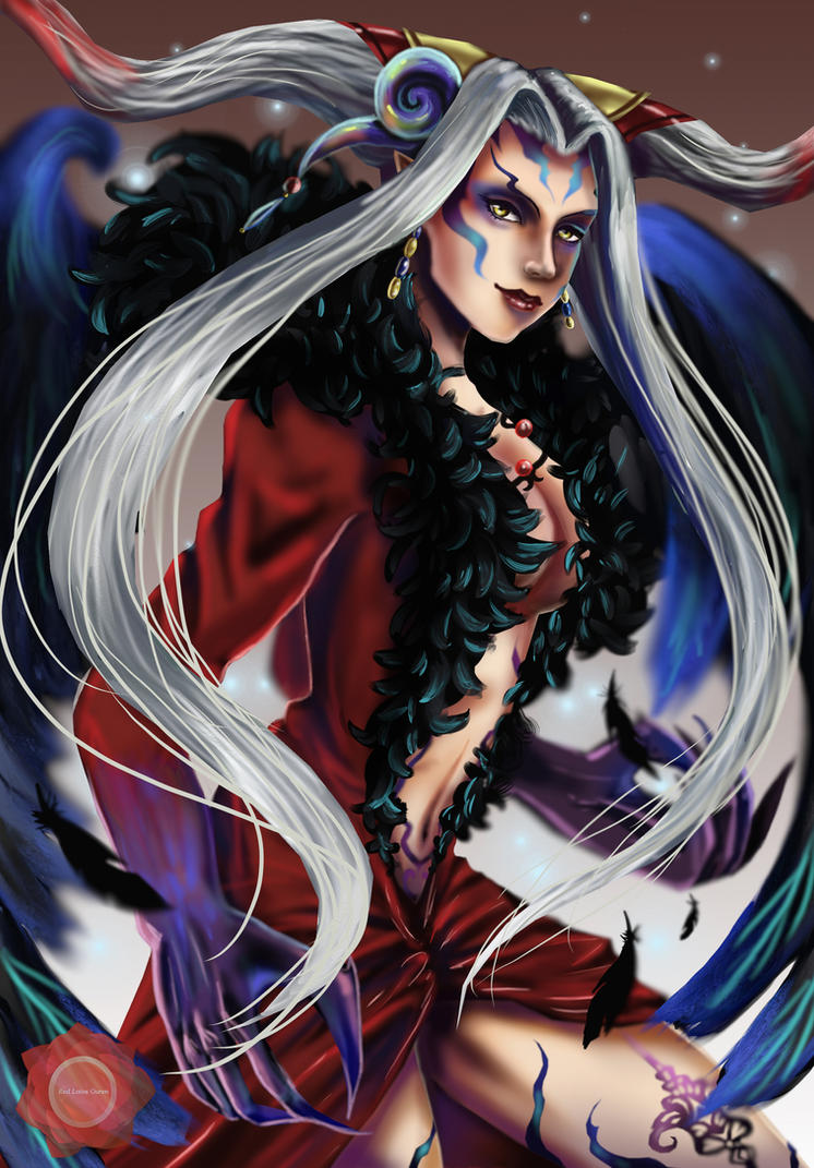 Ultimecia Ultimecia by Re...