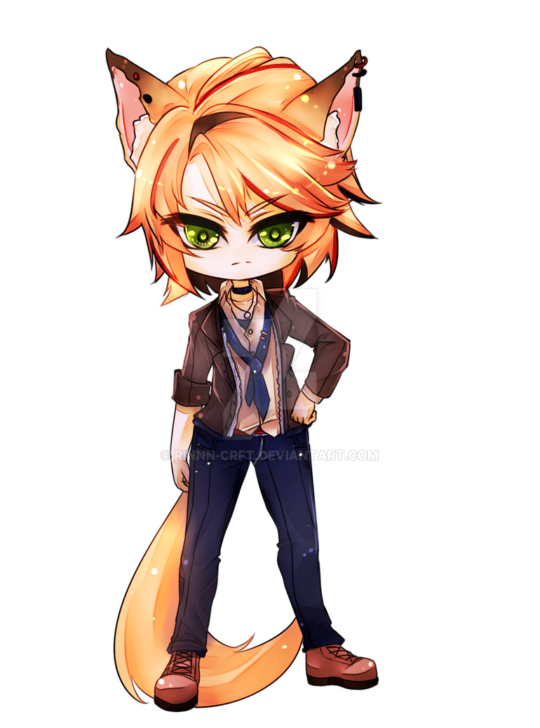 Commission Ethan by Rinnn-Crft