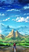 Sky Line by oro-p