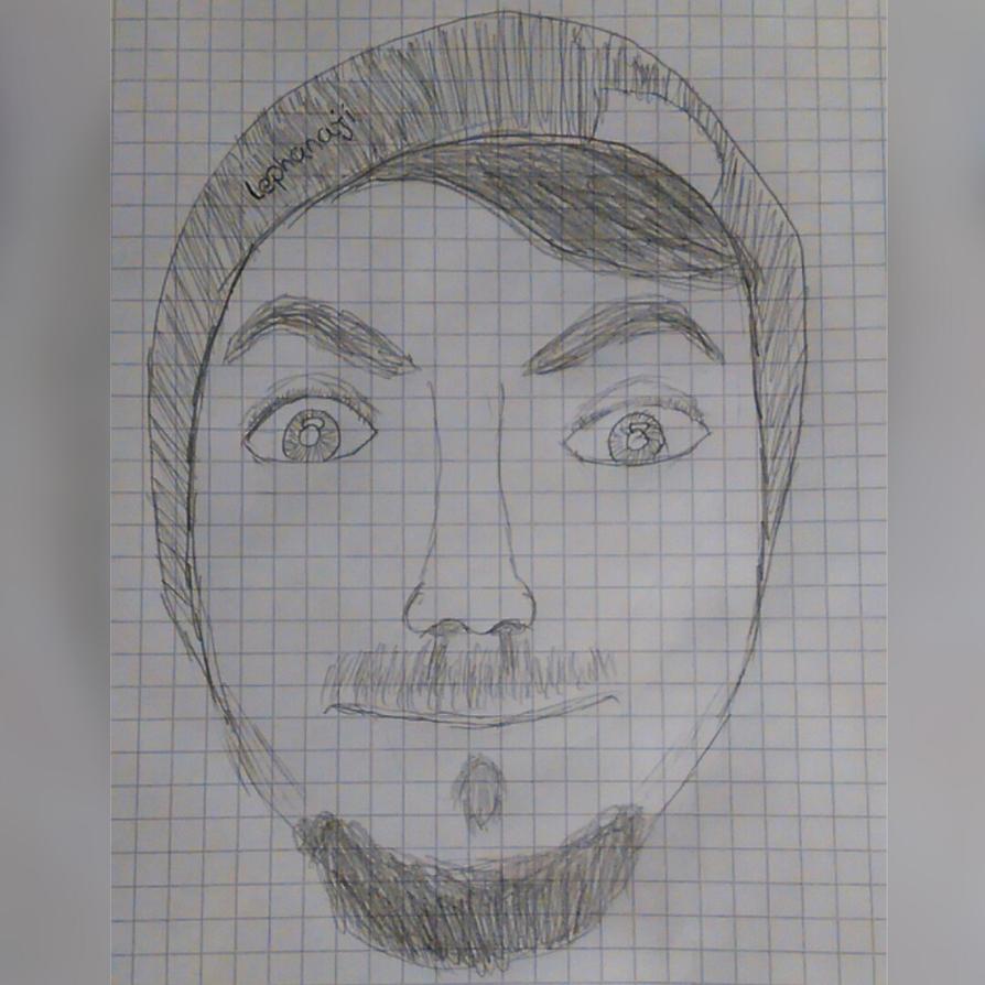 Jacksepticeye fan art by ItaRea