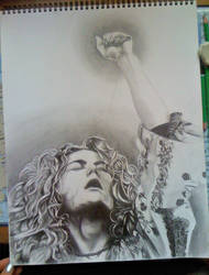 Robert Plant by LaceyAndTheLevee
