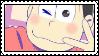 Osomatsu Selfie Stamp by DranoCocktail
