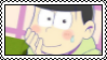 Choromatsu Selfie Stamp by GlitterMeOff