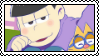 Ichimatsu Selfie Stamp by DranoCocktail