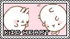 Kidheart Stamp by DranoCocktail