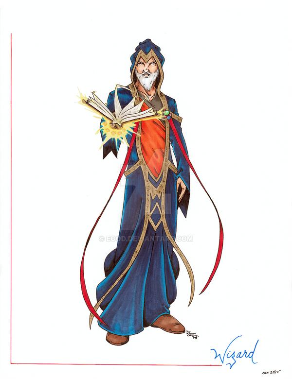 Wizard by EGoD