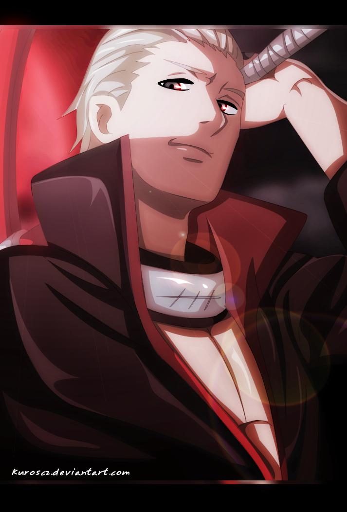 Naruto Shippuden Akatsuki Hidan