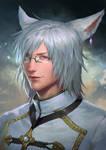 Commission Final Fantasy XIV