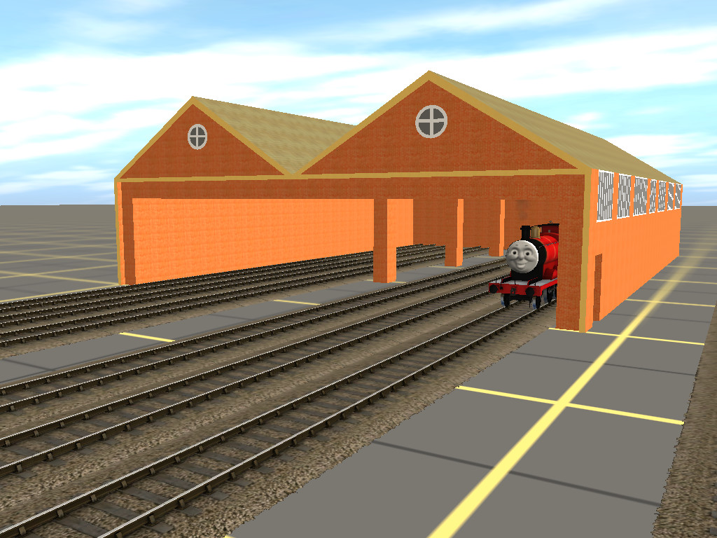 the 1923 tidmouth shed - photo #15
