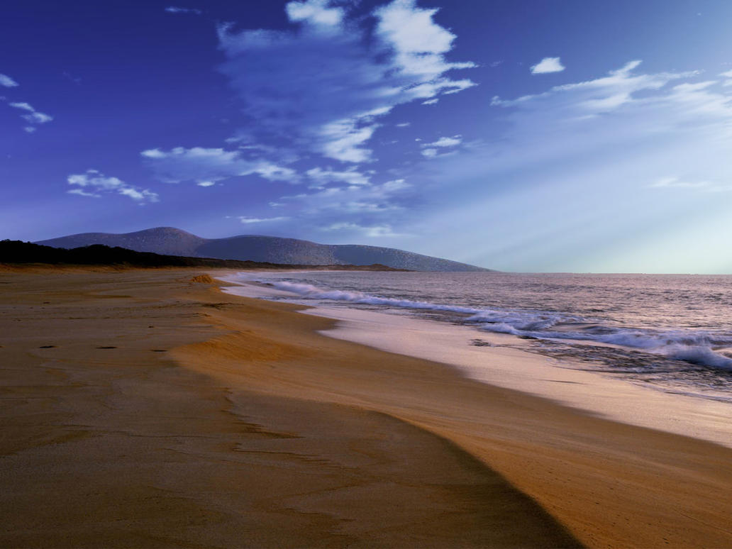 Tranquility Beach