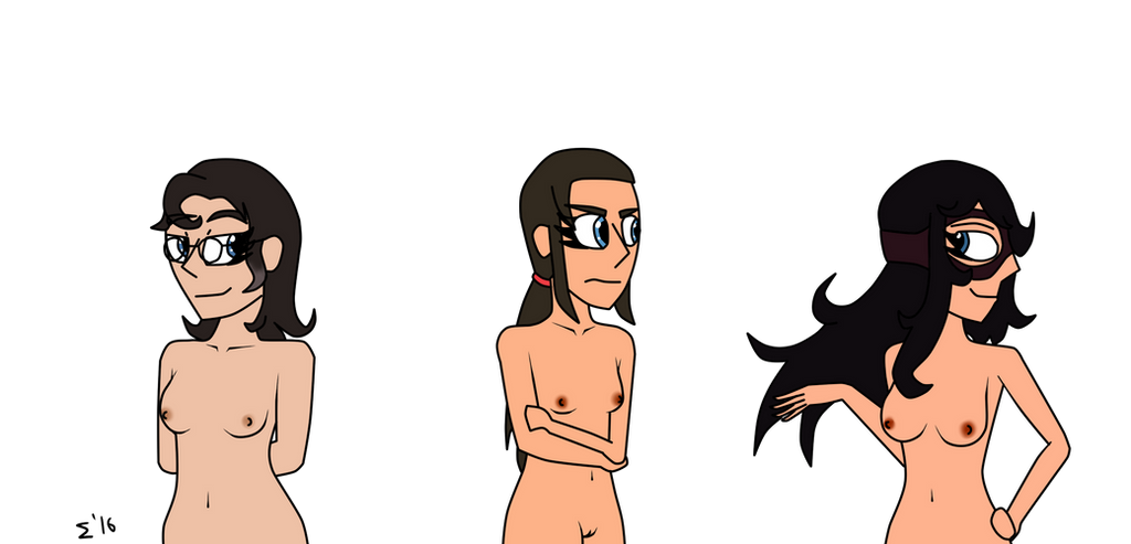 TF2 - Femclasses (Support) (lewd version) by SigmatheArtist
