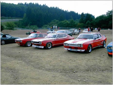 The german Mustang