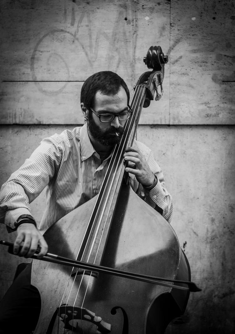 It's a serious contrabass by SirShadowMan