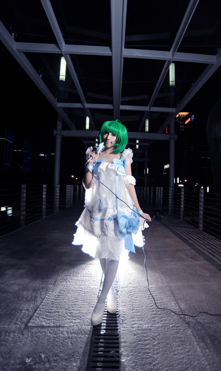 Macross F-Ranka Lee by Scarlett-Y