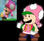 Luigette - Super Mario Maker 2
