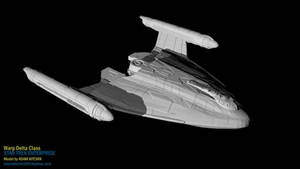 Warp Delta Class