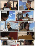 Resident Evil Metamorphosis - Ada Campaign P12 by cobaltbluebengal
