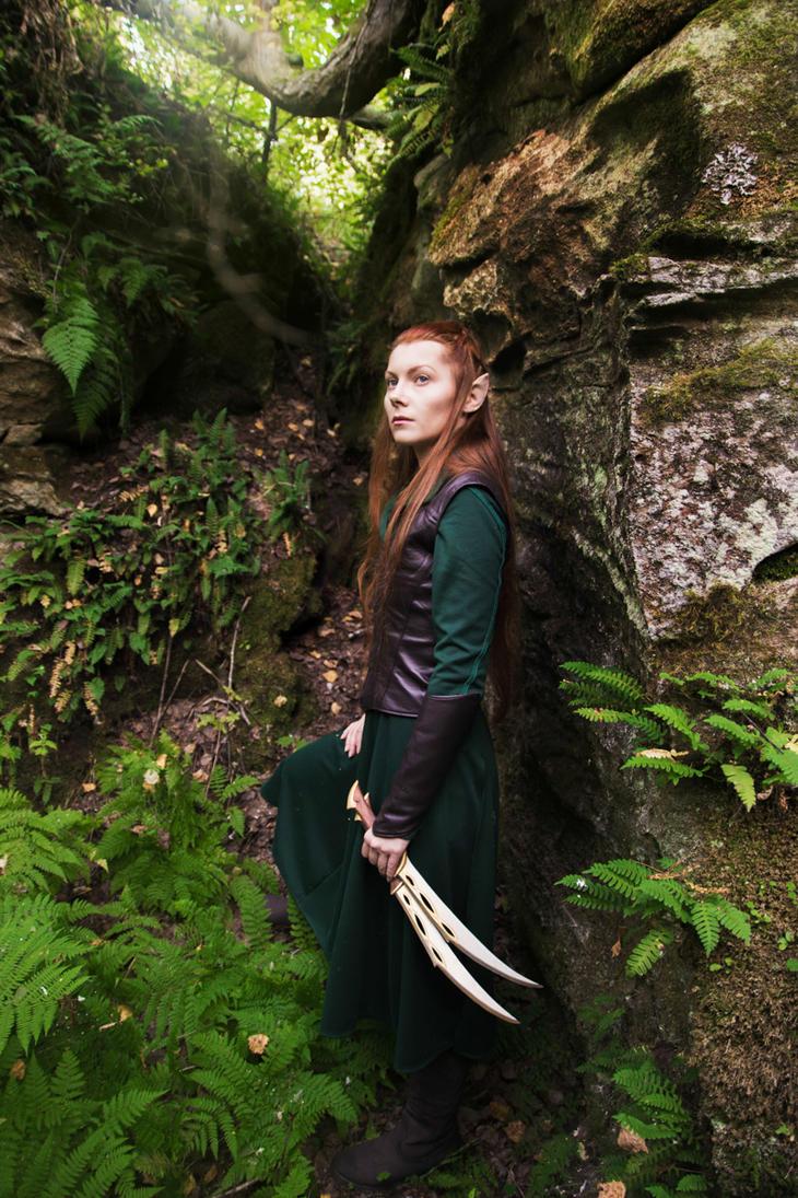tauriel the hobbit by chapayka on deviantart