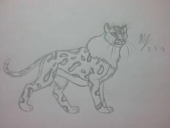 Cheetah by SUPERWOLF10
